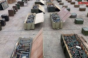 Hết Mỹ, Đức đến cả Anh cũng tuồn vũ khí cho phiến quân Syria