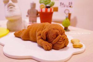 Kinh ngạc những chiếc bánh kem hình con vật siệu thực