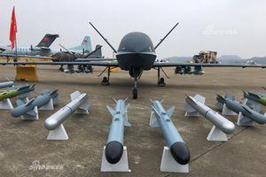 Hoa mắt với dàn UAV Trung Quốc giới thiệu tại triển lãm Chu Hải