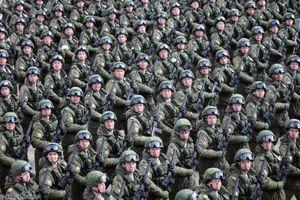 Quân đội Nga dẫn đầu bảng xếp hạng các đội quân mạnh nhất châu Âu