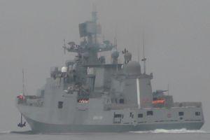 Hải quân Nga huy động tàu chiến mang tên lửa ngoài bờ biển Syria