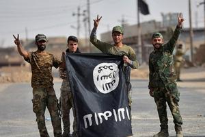 Iraq chiếm giữ 30 chốt biên phòng trong lãnh thổ Syria