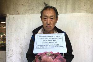 Bắt đối tượng vận chuyển 3kg thuốc phiện từ Lào vào Việt Nam