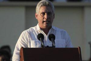 Chủ tịch Hội đồng Nhà nước Cuba sắp thăm Việt Nam