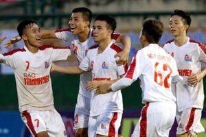 HAGL đặt mục tiêu bảo vệ chức vô địch U.21 Quốc gia