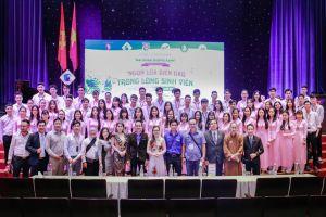 Đại học Tôn Đức Thắng hưởng ứng 'Hành trình tìm kiếm Đại sứ Đại dương xanh'