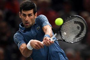Djokovic vẫn là ứng cử viên số 1 tại ATP World Tour Finals 2018