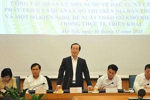 Hà Nội tiếp tục đề nghị được dùng cơ chế đặc thù để 'gỡ khó' trong phát triển đô thị