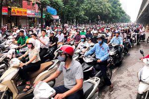 Hà Nội 'thúc' lập đề án thu phí phương tiện giao thông