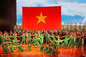 Khai mạc Hội diễn nghệ thuật chuyên nghiệp toàn quân