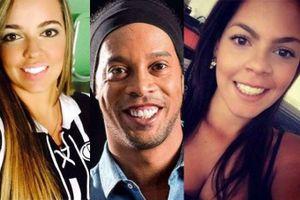 Ronaldinho gây sốc khi tài khoản chỉ có... 6 euro
