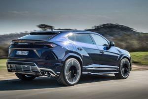 Lamborghini Urus chỉ mất 2,93 giây để tăng tốc 0-100km/h
