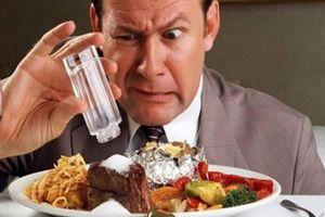 Chế độ ăn uống sai lầm khiến cơ thể bạn suy kiệt