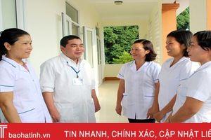 Quyết liệt, bài bản, Can Lộc đi sớm trong sắp xếp bộ máy hệ thống chính trị