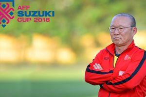 AFF Cup 2018: Thầy trò Park Hang-seo đối diện khó khăn đầu tiên khi chinh phục cúp vàng