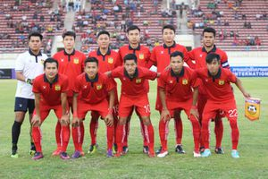Đội tuyển Lào bít kín thông tin trước trận gặp Việt Nam