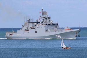 Nga đưa thêm tàu chiến đến Địa Trung Hải