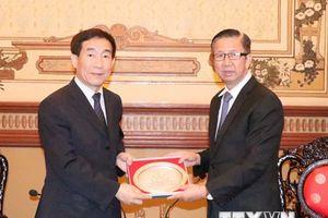 Việt Nam coi trọng phát triển quan hệ hữu nghị, hợp tác với Trung Quốc