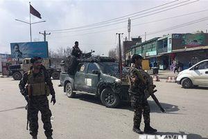 Phiến quân Taliban giết hại 20 binh sỹ chính phủ Afghanistan