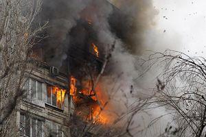 Nga: Nổ khí ga ở chung cư, nhiều người bị thương