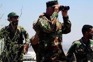 Pháo binh Syria khai hỏa dữ dội, chặn đứng cuộc tấn công của khủng bố ở Hama