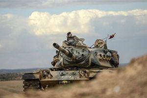 Thổ Nhĩ Kỳ đưa gần 1.200 tay súng nổi dậy tới Euphrates, cuộc chiến với SDF đã cận kề