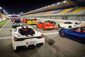 5 'thiên đường' siêu xe trên thế giới