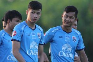 Thái Lan loại nhiều công thần, trụ cột trong danh sách dự AFF Cup