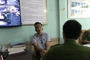 Kẻ đập phá ôtô Mazda CX5 ở Đà Nẵng vừa trốn trại cai nghiện