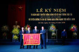 Đảng bộ Bộ GTVT: 70 năm xây dựng và trưởng thành