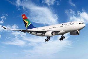 Chính phủ Nam Phi cứu hãng hàng không quốc gia SAA