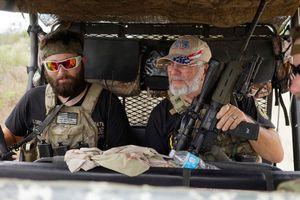 Dân quân Texas tập hợp lực lượng với mục đích bảo vệ biên giới phía nam