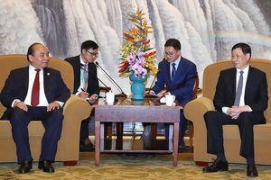 Hoan nghênh DN có thực lực của Thượng Hải đầu tư tại Việt Nam
