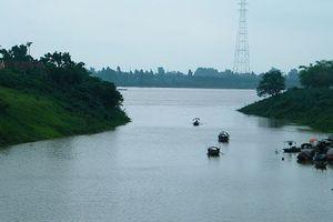 Hà Nội: Hơn 62 tỷ đồng cải tạo mặt đê sông Nhuệ