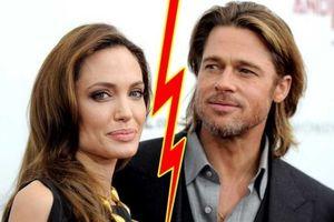 Sau khi cả 6 người con đều chọn ở với Brad Pitt, Angelina liền 'trở mặt' kéo dài li hôn