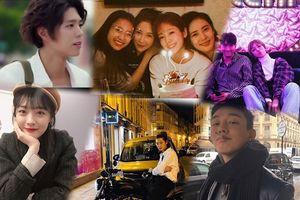 Han Ji Min đón sinh nhật bên Han Hyo Joo, Song Hye Kyo khoe ảnh ở Cuba - Yoo Ah In hút thuốc