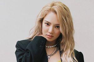 Hyoyeon (SNSD) - nghệ sĩ solo tiếp theo comeback: Spotlight Kpop tháng 11 thuộc về SM!