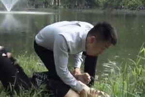 Quỳnh búp bê tập 24: My sói bị Kiên bóp cổ và tát vì đánh ghen với Đào