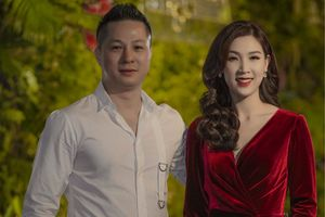 Vợ chồng Hoa hậu Phí Thùy Linh: 'Ghét thì yêu thôi!'
