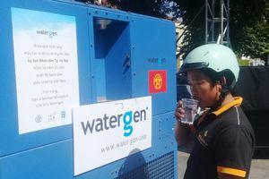 Hà Nội: Lắp đặt máy lọc nước uống từ không khí