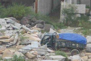 Bình Định: Ba doanh nghiệp bắt tay nhau khai thác đá phía Đông núi Hòn Chà