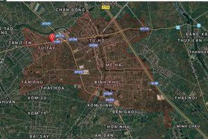 Phê duyệt kết quả trúng thầu sơ tuyển dự án khu nhà ở Sông Hồng