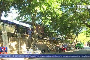 Những căn nhà 'ổ chuột' trong khu di tích kinh thành Huế