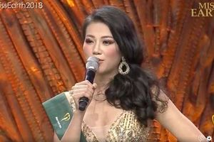Hành trình lên ngôi Hoa hậu Trái đất 2018 của Nguyễn Phương Khánh