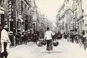 Ảnh hiếm về diện mạo Hồng Kông thời cuối mãn Thanh