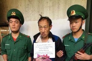 Thanh Hóa: U60 người Lào vận chuyển 3kg thuốc phiện từ Lào về Việt Nam tiêu thụ
