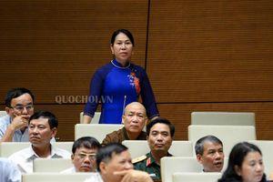 Đbqh nguyễn thanh thủy: Cảnh sát biển Việt Nam là lực lượng vũ trang nhân dân