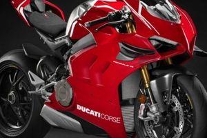 Siêu mô tô mạnh nhất của Ducati - Panigale V4 R 2019 trình diện tại EICMA 2018
