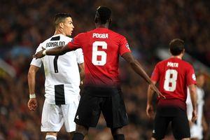 Mourinho cứu mình bằng bài toán Pogba