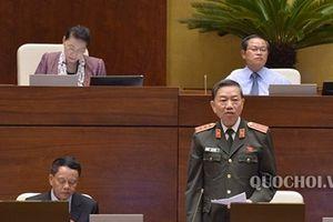 Bộ trưởng Tô Lâm: 'Có địa phương vi phạm pháp luật giảm 50% từ khi có Công an xã chính quy'